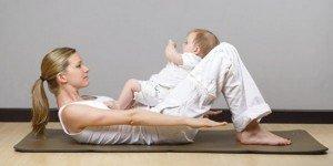 Как можно похудеть после родов?