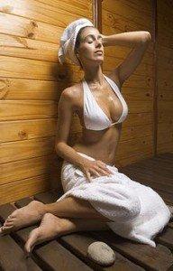 Как похудеть с помощью бани?