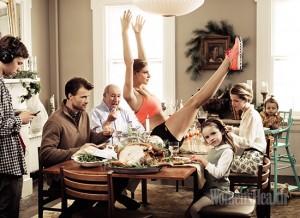 Как похудеть после праздников?