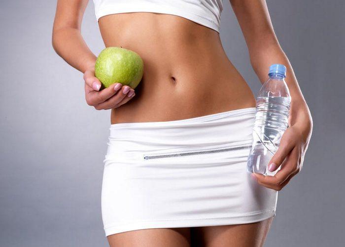 Диета на яблоках и воде