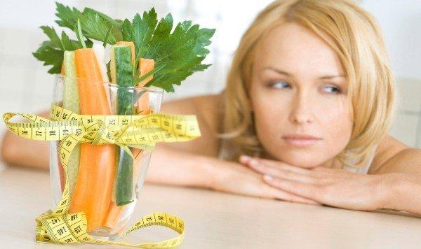Желание похудеть