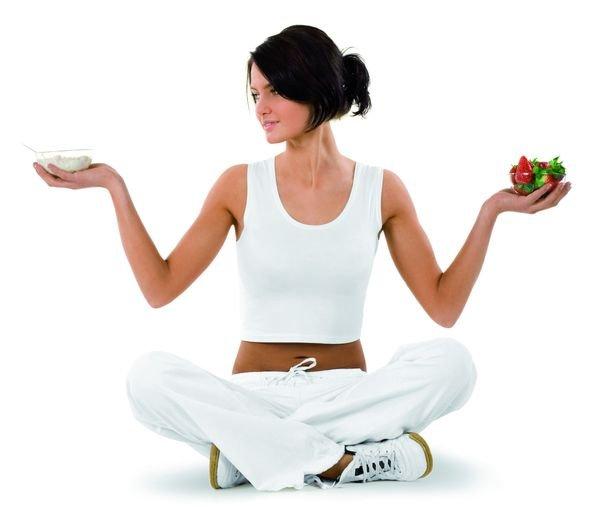 Похудение на белково-витаминной диете
