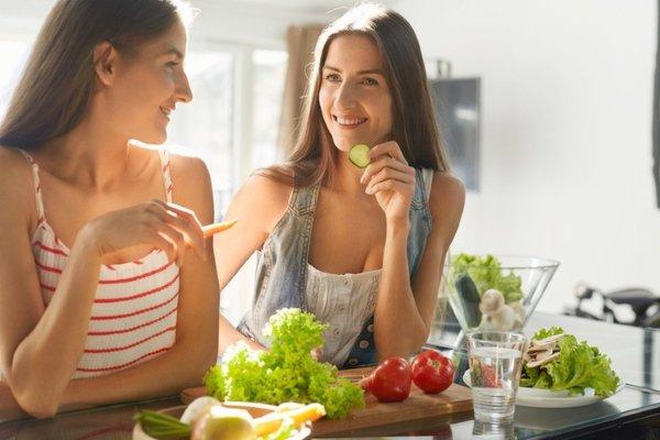 Эффективные диеты на 10 дней