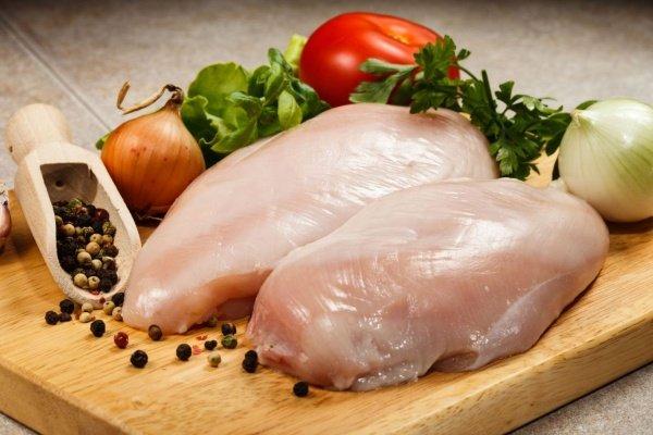 Диета на курином мясе