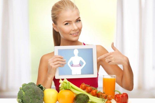 Особенности при похудении на Метаболической диете