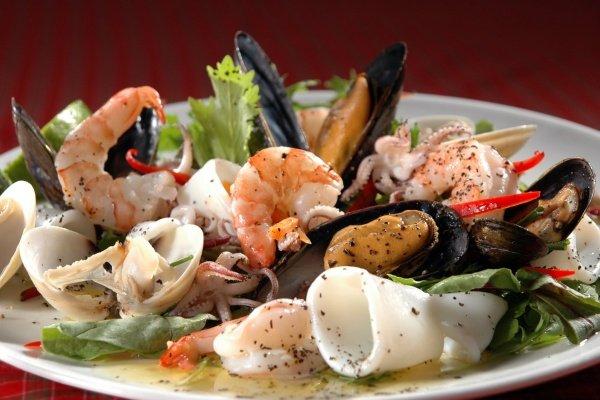 Морская диета против лишних килограмм и для укрепления иммунитета