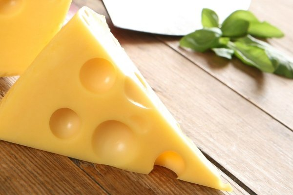 Кусочек сыра