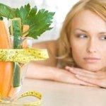 «Неделька» – экспресс диета для похудения на 7 дней