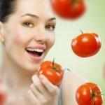 Диеты с помидорами и томатным соком для похудения